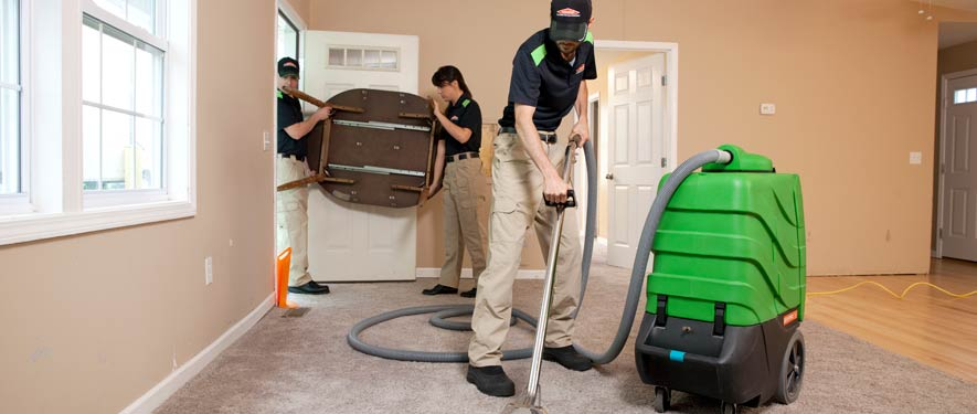 Long Beach, CA residential restoration cleaning